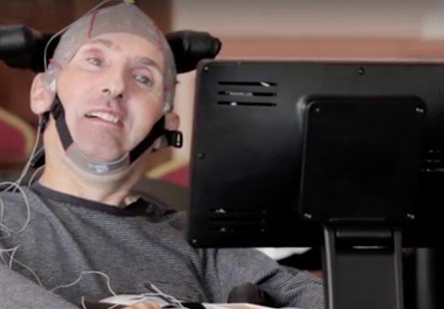 Tecnologia permite que pessoas que não podem se mexer ou falar voltem a criar música