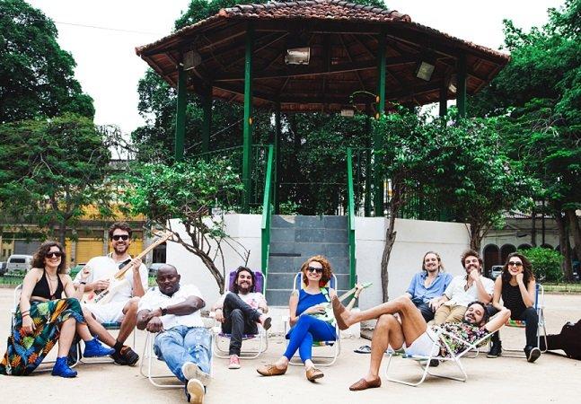 Festival aposta em velhos coretos para levar música nova aos quatro cantos do Rio