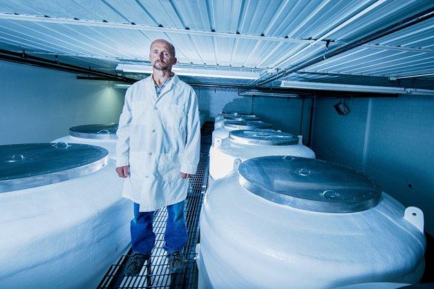 Cryonics Institute, nos EUA, onde o processo foi realizado.