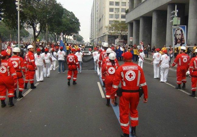 Cruz Vermelha de Chapecó convoca psicólogos voluntários para apoiar famílias de vítimas da tragédia
