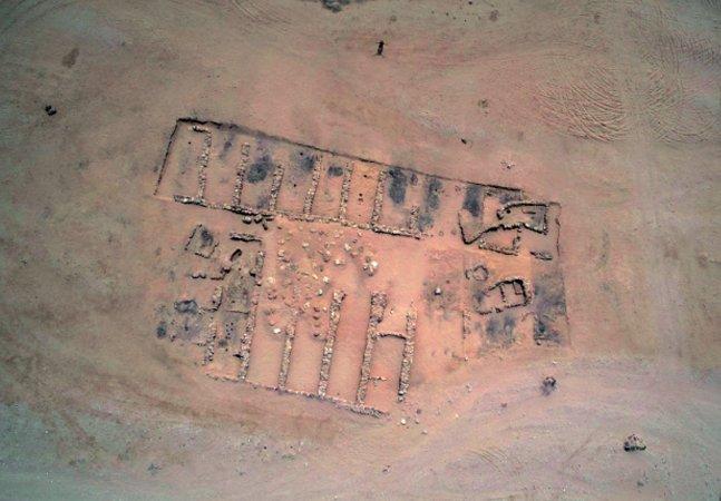 Cidade com 7 mil anos acaba de ser descoberta no Egito