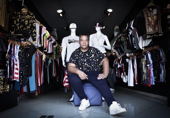 Empreendedor cria marca de roupas referência dando oportunidade a presidiárias