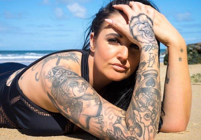 Coppertone inova e lança protetor solar próprio para tatuagens