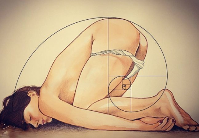 O erotismo sem tabus da ilustradora Frida Castelli