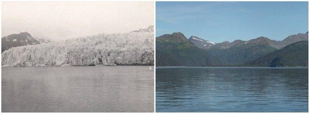geleira-mccarthy-alasca-julho-de-1909-e-agosto-de-2004