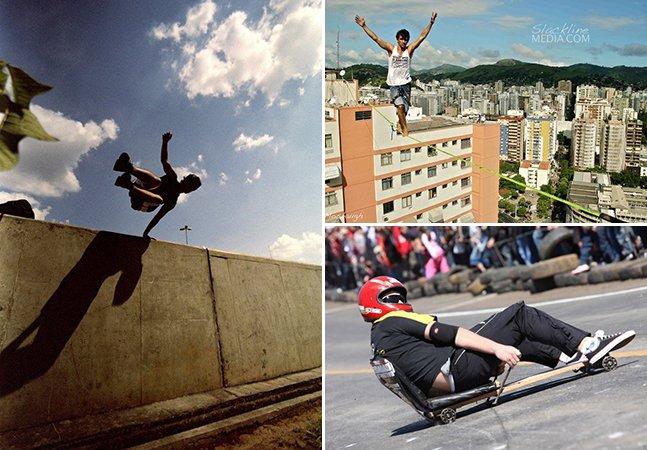 5 esportes urbanos que mostram como a selva de pedra pode ser radical