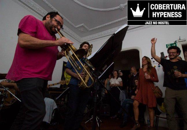 Jazz no Hostel comemora dois anos com show do Bocato e cerveja da boa