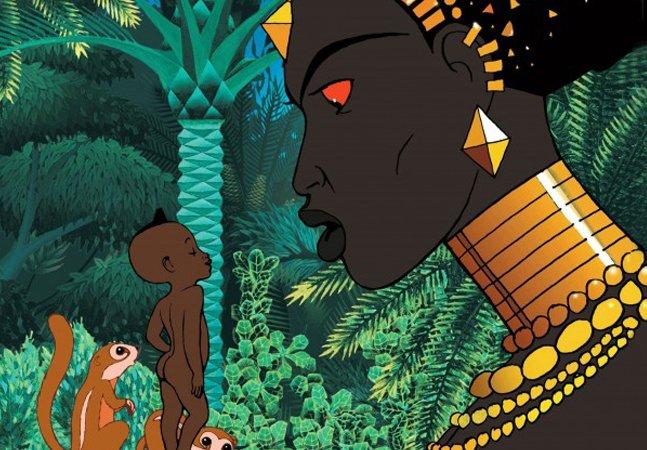 Editora brasileira lança série de livros sobre o personagem da animação africana Kiriku