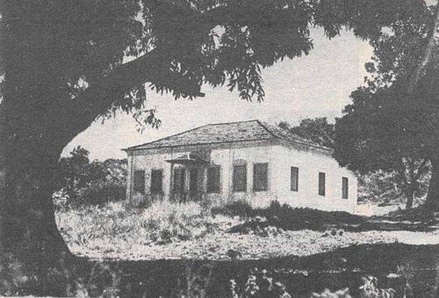 Casa onde Lima Barreto nasceu, no Rio de Janeiro