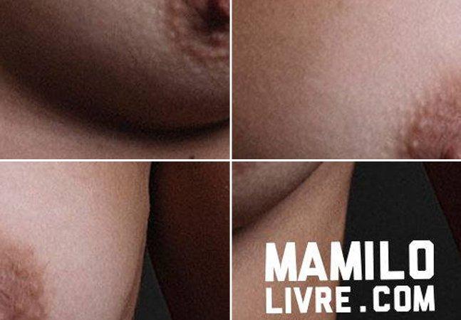 Campanha #mamilolivre burla a censura virtual pela libertação do corpo feminino