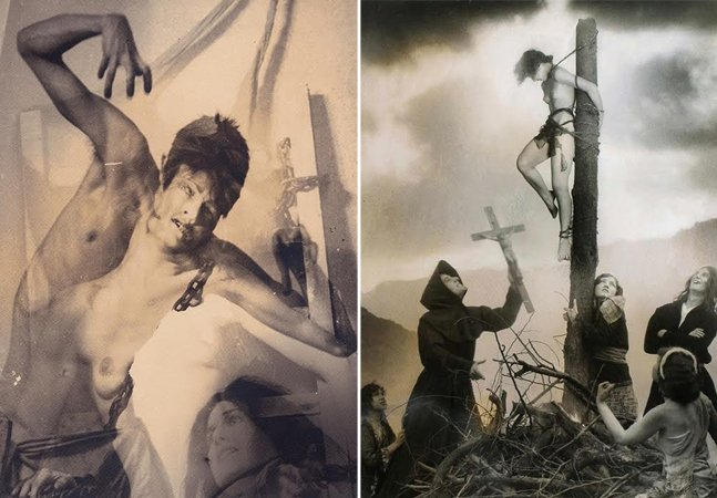 A magia e a libertinagem das polêmicas fotografias surrealistas de William Mortensen