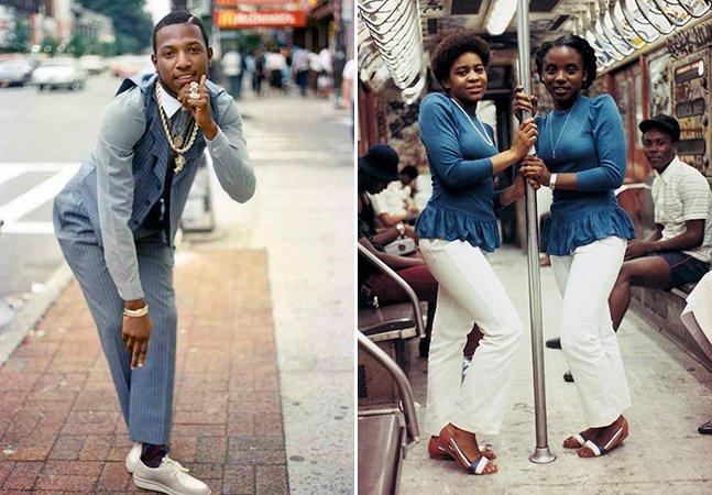 Série de imagens das ruas de Nova York nos anos 1980 celebra a cultura do Hip Hop