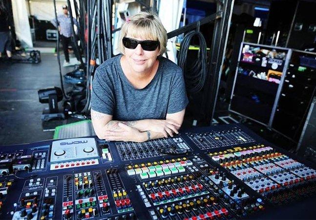 Por trás do som do Pearl Jam há uma grande mulher que fundou um grupo para apoiar mulheres na música