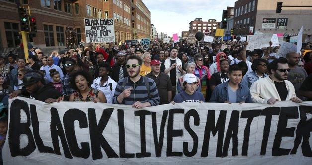 O movimento Black Lives Matter (A Vida Negra Importa) foi uma inspiração para o projeto