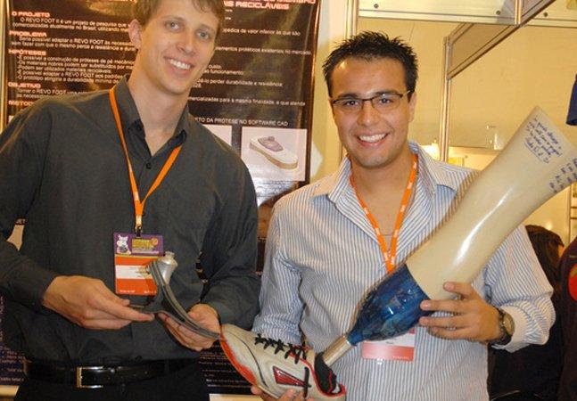 A história da startup gaúcha que luta para democratizar o acesso a próteses