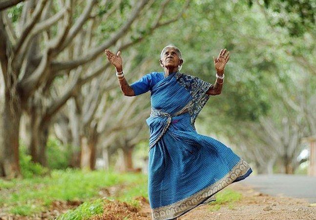 A senhora de 105 anos apaixonada pela natureza que nunca teve filhos, mas virou mãe de 300 árvores