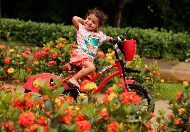 Santos se torna a primeira cidade da América Latina com estações de compartilhamento de bikes infantis