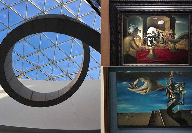 Roteiro Hypeness: por dentro do The Dalí Museum, na Flórida