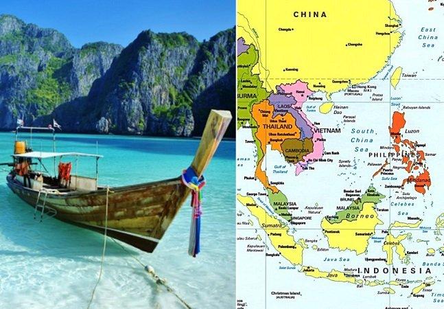O seu próximo mochilão TEM QUE ser pelo Sudeste Asiático; e vamos te ajudar a planejar