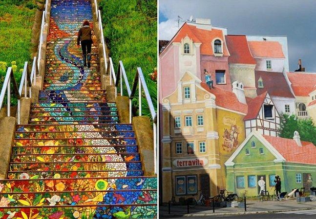 Antes e depois: veja como intervenções urbanas transformaram estes espaços