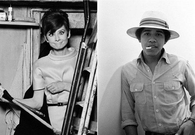 Estas fotos raras mostram um lado das celebridades que você nunca viu