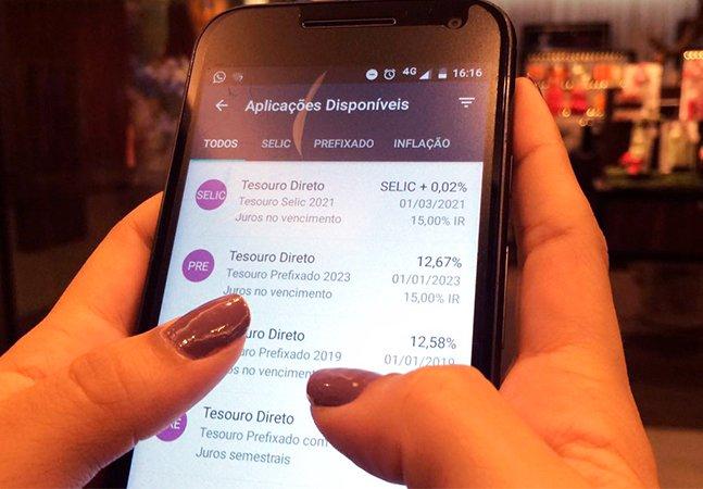 Os apps mudaram nossa vida e este promete ajudar você a investir o seu dinheiro