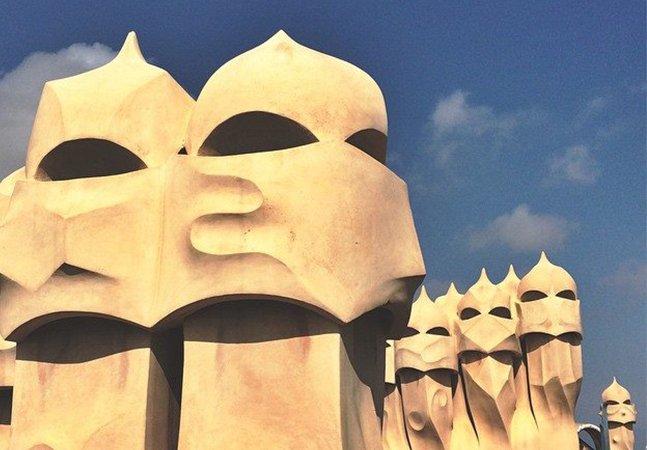 São Paulo recebe exposição de obras do mestre Gaudí