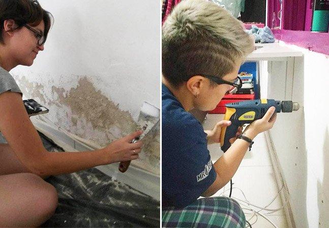 Consertos e manutenções são ferramentas de empoderamento para as Maridas de Aluguel