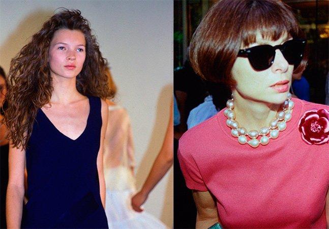Inspire-se com esses registros de personalidades icônicas da moda ao longo das últimas décadas