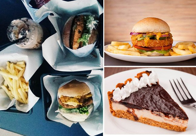 Junk Food sem carne: conheça a Salad Days, hamburgueria 100% vegan em São Paulo