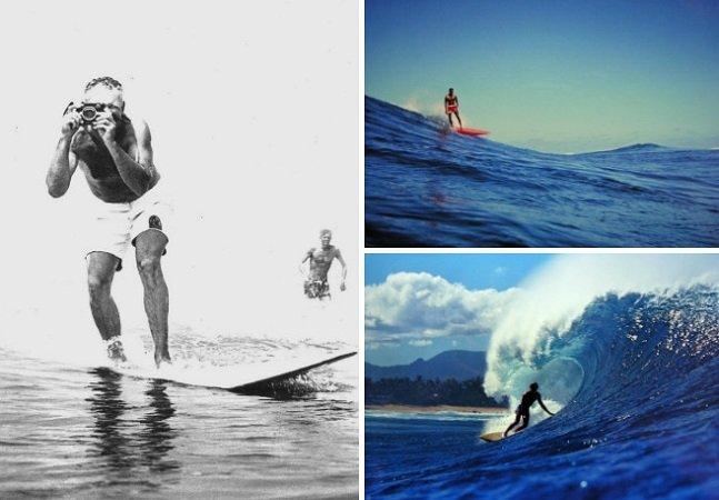 O fotógrafo Leroy Grannis clicou os primórdios da cultura do surf na Califórnia