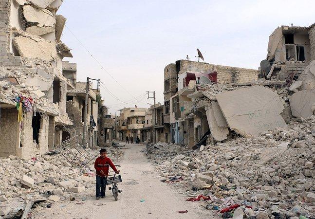 Precisamos escutar as tocantes e aterrorizantes 'mensagens de despedida' das pessoas na Síria