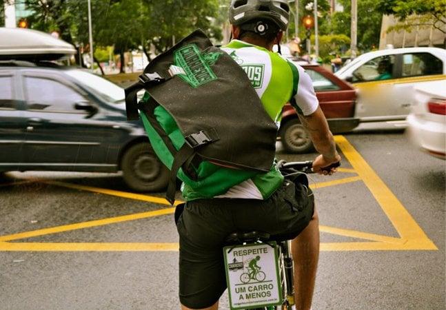 No lugar das motos, a bicicleta: conheça a Courrieros, uma empresa de entrega ecologicamente correta