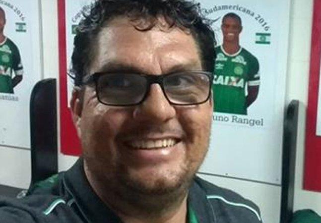 Internet se une pra fazer crescer canal de YouTube do roupeiro do Chapecoense e dar presente pra sua família