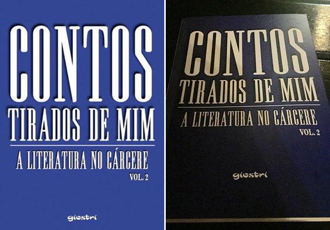 Presidiários em Joinville escrevem livro sobre suas experiências na prisão
