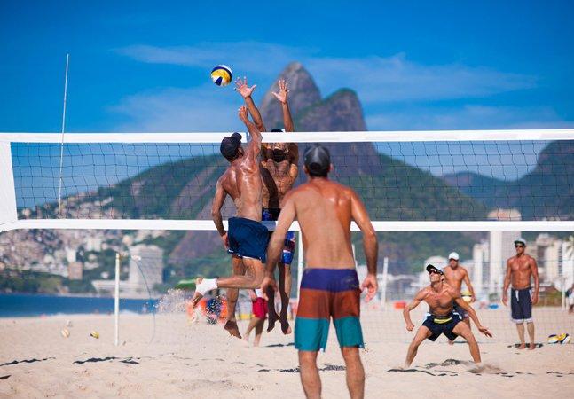 Veja os melhores esportes para se praticar em cada praia do Rio