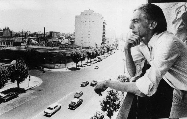 Gullar na Argentina, durante seu exílio