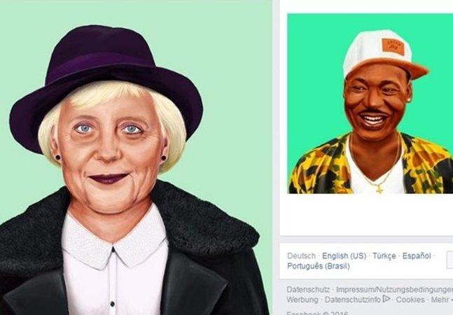 Finalmente: extensão para Chrome substitui anúncios do FB por arte