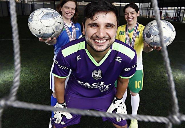 Aplicativo 'aluga' goleiros para resolver dilema das partidas amadoras de futebol