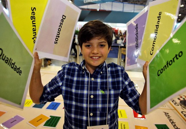 Empreendedor alagoano de 15 anos cria aplicativo de sucesso para venda de material escolar