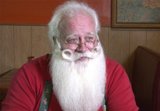 Menino de 5 anos morre nos braços do Papai Noel após pedir para o ver uma última vez