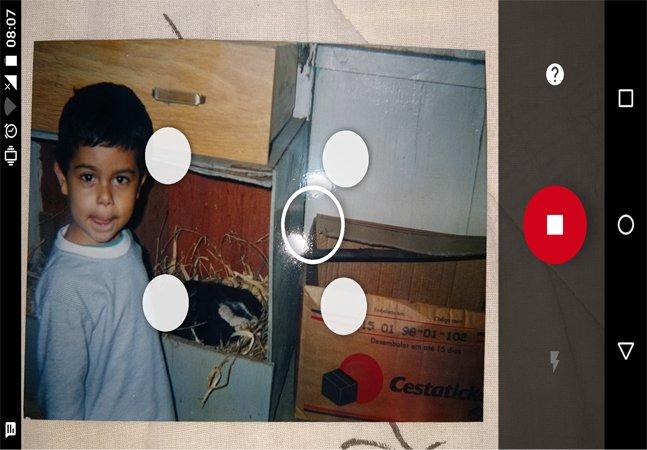 Este app digitaliza e corrige suas fotos antigas rapidinho para você não perder suas memórias