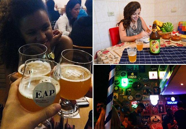 Corremos São Paulo em busca das melhores cervejas feitas com frutas; e isso foi o que descobrimos