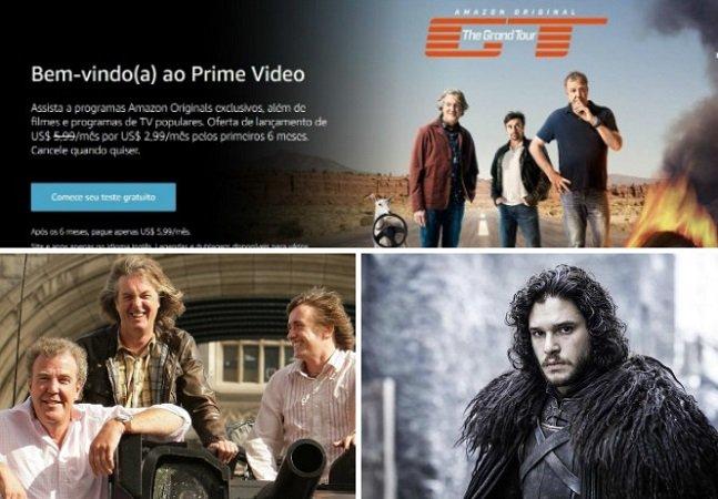 Chega ao Brasil o 'Amazon Prime Video', concorrente da Netflix que custa metade do preço