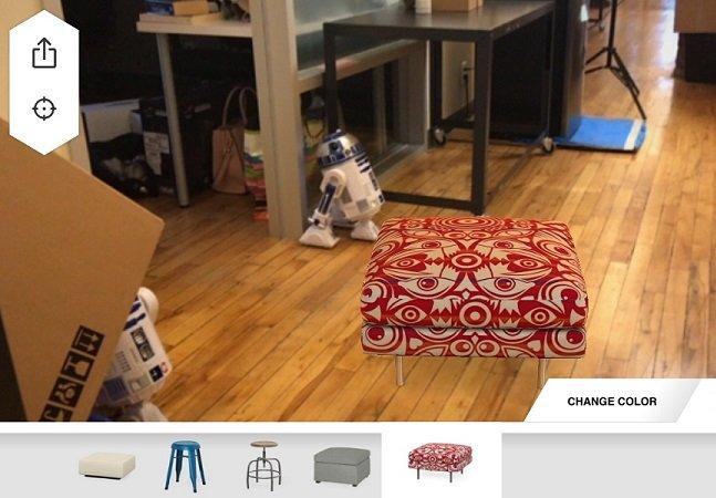Este incrível app de realidade aumentada te ajuda a decorar a casa e virar um verdadeiro designer de interiores