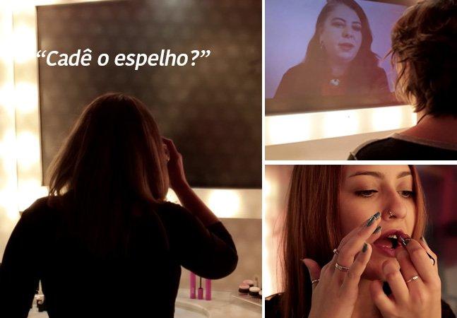 Mulheres com deficiência visual provam que é possível se maquiar sem espelho – e ainda ensinam como