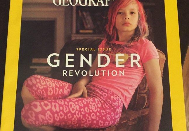 Menina transgênero de 9 anos vai ilustrar primeira capa de 2017 da National Geographic