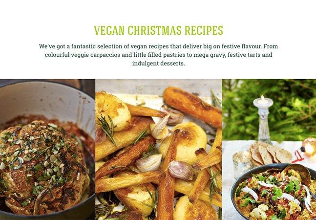 Jamie Oliver publica 35 receitas para um Natal vegano e saboroso