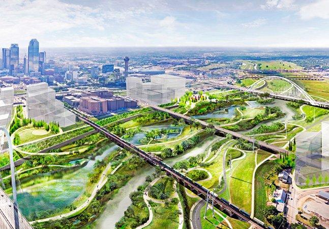 EUA está prestes a ganhar um parque urbano 10 vezes maior que o Central Park