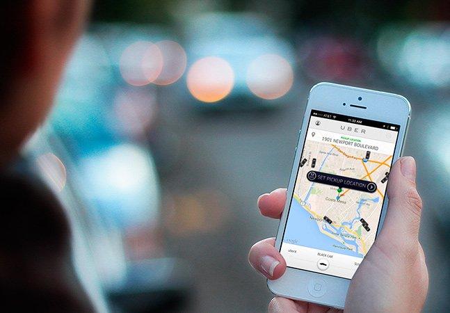 Site mostra quanto você já gastou com o Uber na vida